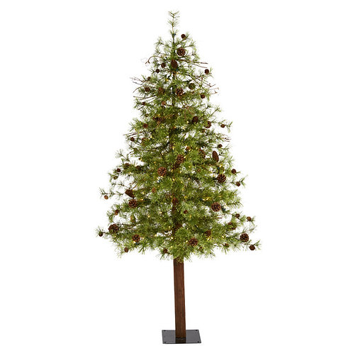 6' Wyoming Alpine Artificial Christmas Tree