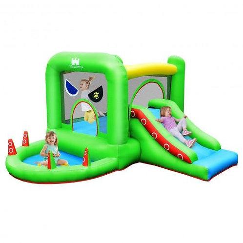 Inflatable Bouncer Kids Bounce House Jump Climbing Slide