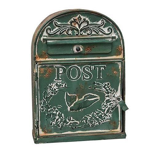*Rounded Bird Post Box