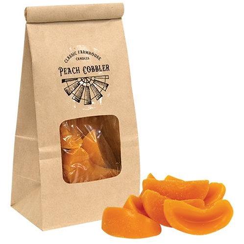 Peach Cobbler Wax Bits 2oz