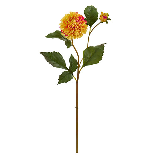 "19"" Dahlia Artificial Flower (Set of 6)"
