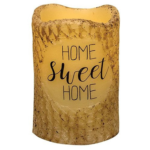 Home Sweet Home Timer Pillar