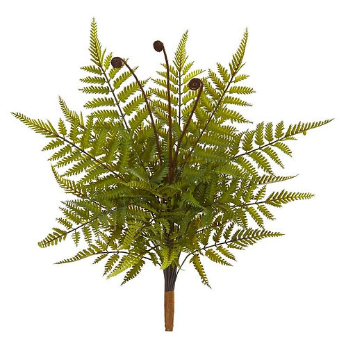 "20""  Fern Artificial Plant (Set of 3)"