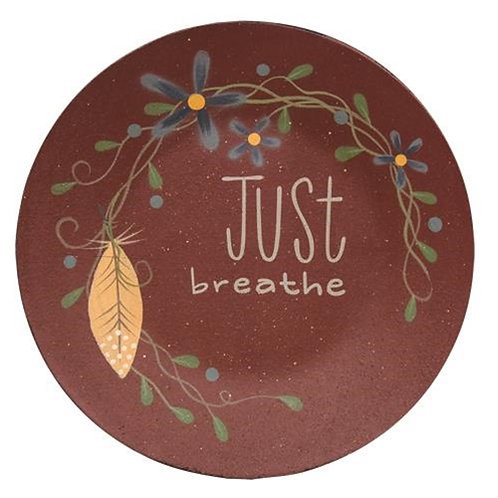 Pack of 2 *Just Breathe Plate