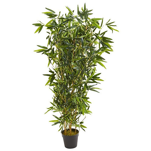 57' Bamboo Artificial Tree (Real Touch) UV Resistant (Indoor/Outdoor)