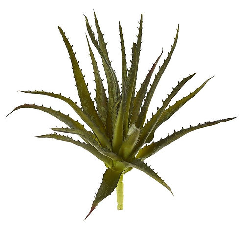 "10""  Aloe Pick Artificial Plant (Set of 6)"