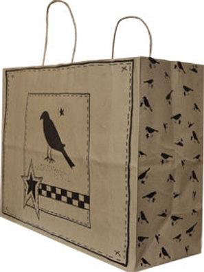 Crow Gift Bag Large