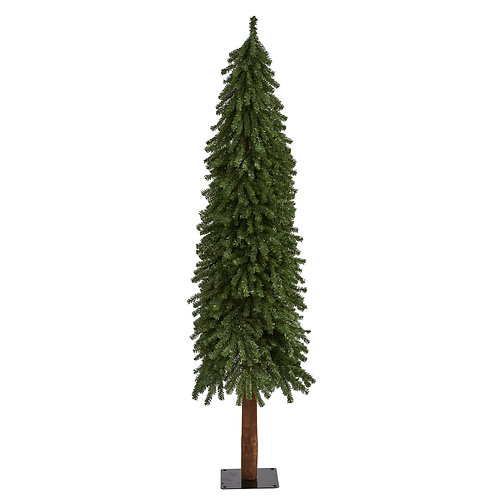 6' Grand Alpine Artificial Christmas Tree w/601 Bendable Branches