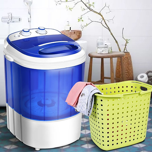 Mini Electric Compact Portable Durable Laundry Washing Machine Washer