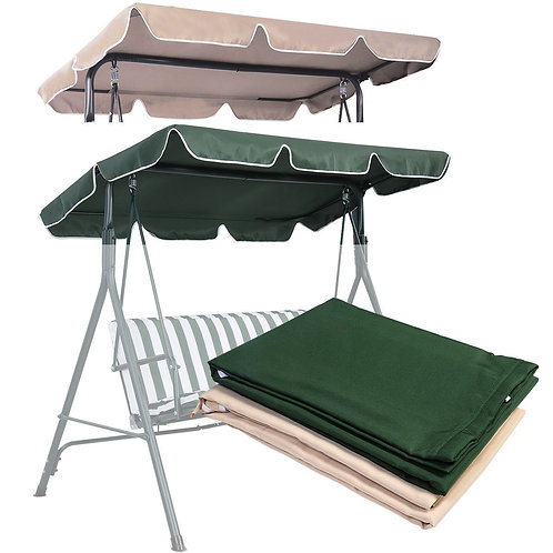 """66"""" x 45"""" Swing Top Cover Replacement Canopy"""