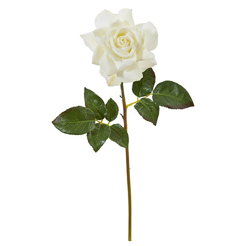"20"" Rose Artificial Flower (Set of 6)"