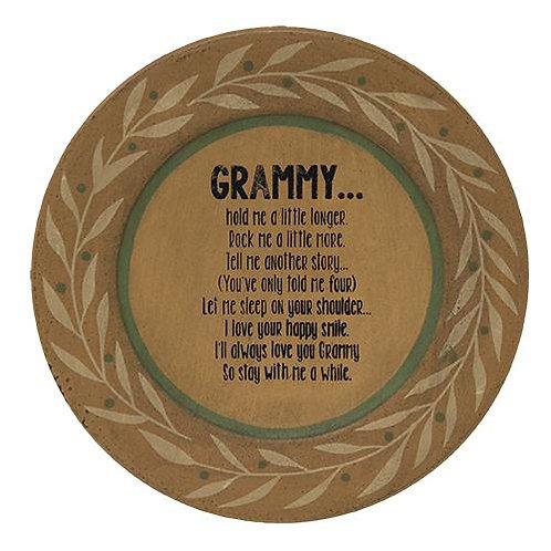 *Grammy Plate