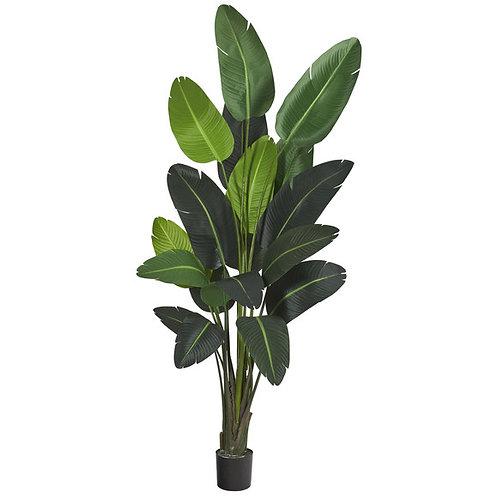 8' Traveler's Palm Artificial tree
