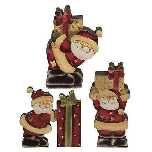 Gift Santa 3 Asstd.