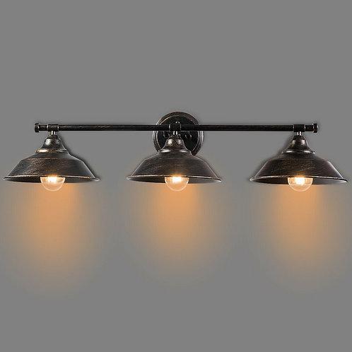 3-Light Modern Bathroom Wall Sconce Wall Lamp