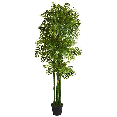 7.5' Phoenix Artificial Palm Tree