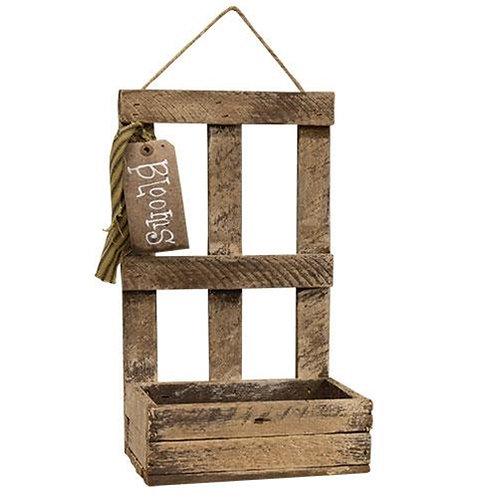 "Hanging Lath Window Box 16"""