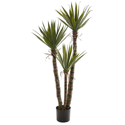 5' Yucca Artificial Tree