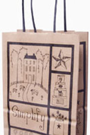 Primitive Blessings Gift Bag Small
