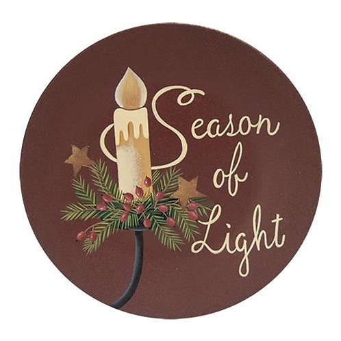 Season of Light Plate