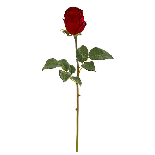 "21"" Rose Bud Artificial Flower (Set of 6)"