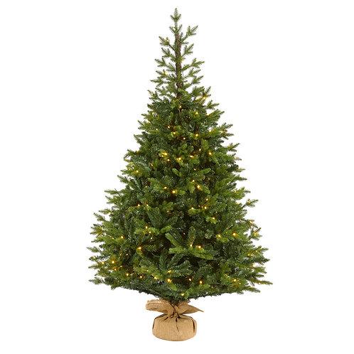 """6' Fraser Fir """"Natural Look"""" Artificial Christmas Tree"""