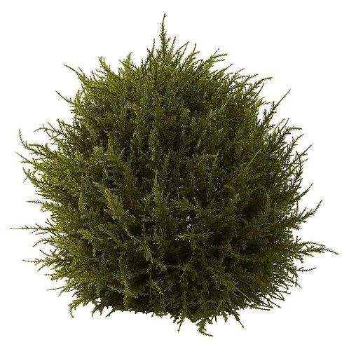 14'' Cedar Sphere