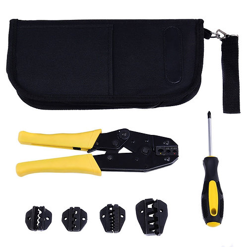 Pliers 0.5-35 mm2 Crimping Tool Kit