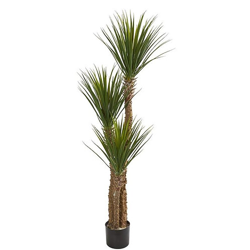 "57""  Yucca Artificial Tree"
