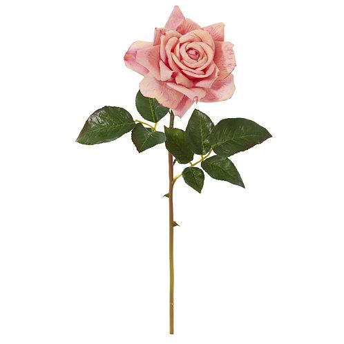 "20"" Rose Artificial Flower (Set of 6)"