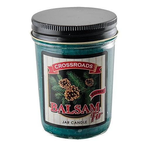 Balsam Fir 1/2 Pint Candle