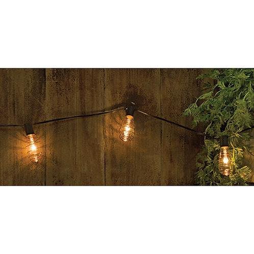 *Edison Copper Light Set 10ct