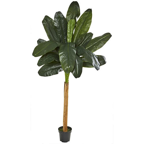 "94""  Banana Artificial Tree"