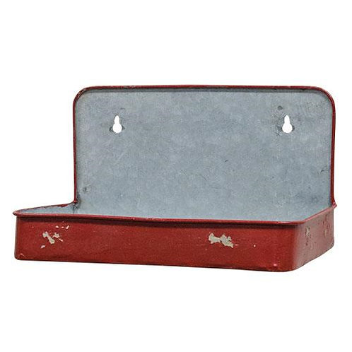 Pack of 2 Tin Soap Box