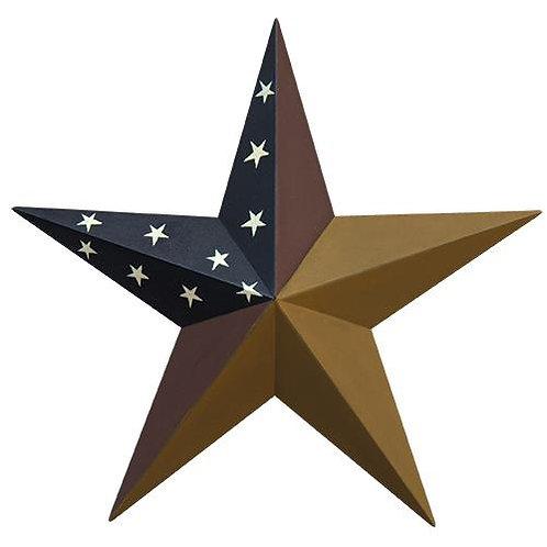 "*Colonial Barn Star 18"""