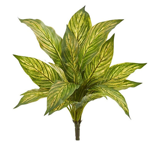 "14""  Musa Leaf Artificial Plant (Set of 12)"