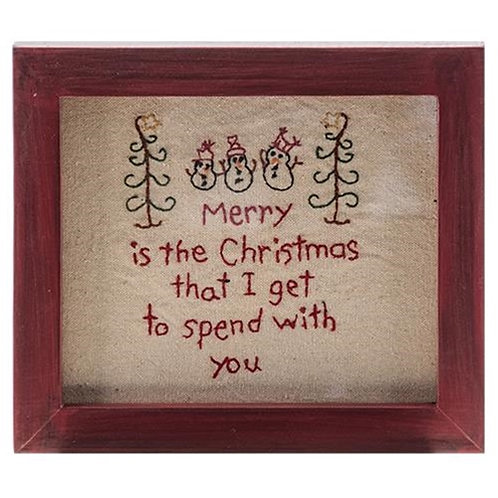 Merry Christmas Sampler