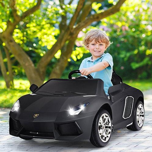 Lamborghini 12 V Licensed Electric Kids Riding Car