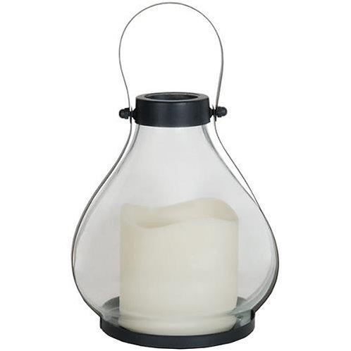 Glass School Lantern