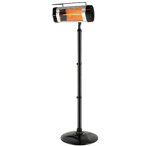 1500W Electric Patio Infrared Heater Freestanding Heater