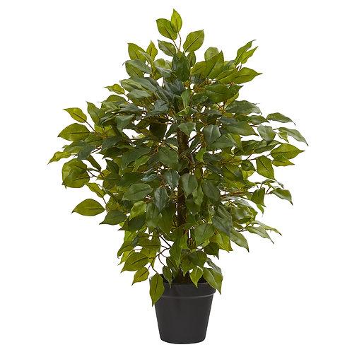 """20""""  Mini Ficus Artificial Tree"""