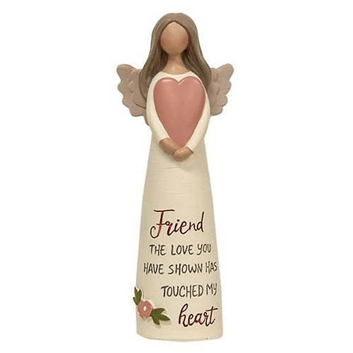 Love You Have Shown Resin Angel