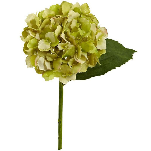 "12"" Hydrangea Artificial Flower (Set of 12)"
