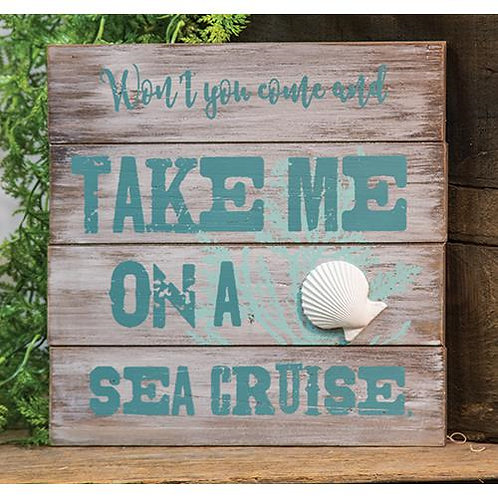 *Sea Cruise Sign