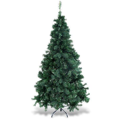 7 Ft Green PVC Artificial Christmas Tree