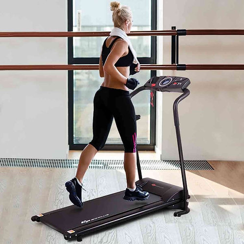 1HP Electric Treadmill Folding Running Machine