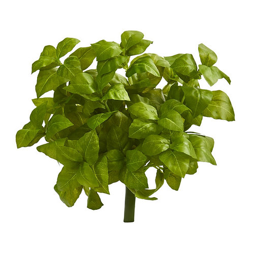 "11"" Basil Artificial Plant (Set of 6)"