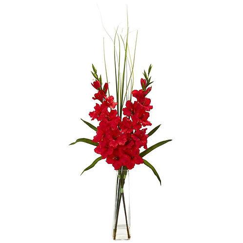Gladiola Artificial Arrangement