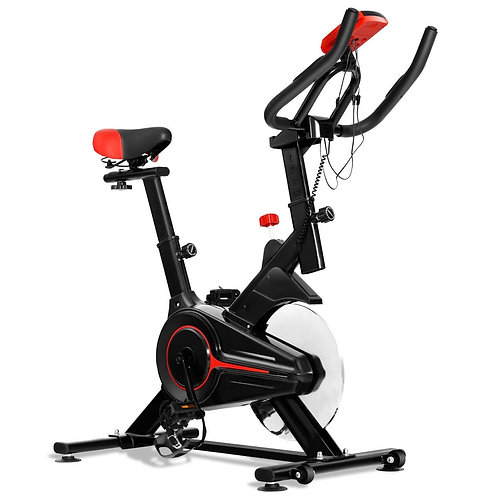 Indoor Workout LCD Display Cycling Exercise Fitness Cardio Bike