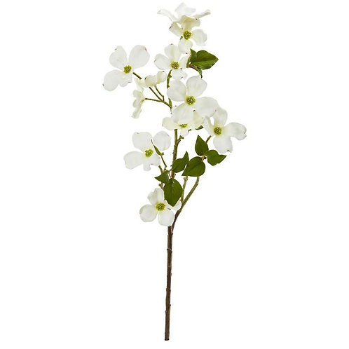 """26""""  Dogwood Artificial Flower (Set of 12)"""